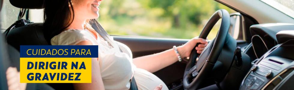 Cuidados para dirigir na gravidez