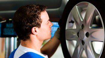 Como a bolha se forma no pneu?