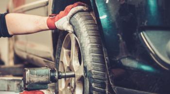 Faça o rodízio de pneus entre 5.000km e 10.000km