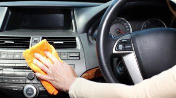 Dicas para limpar o interior do carro e evitar o coronavírus
