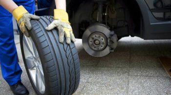 Atenção para o rodízio de pneus!